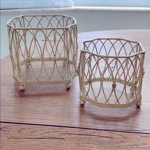 SLAH set 2 wire basket set